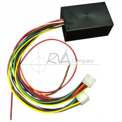 J0810-03-01 - Manual Control Box Assembly
