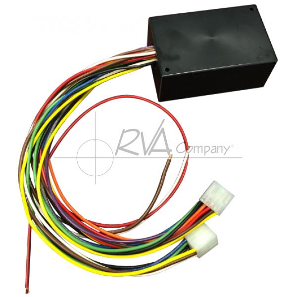 J0810-03-01 - Manual Control Box Assembly