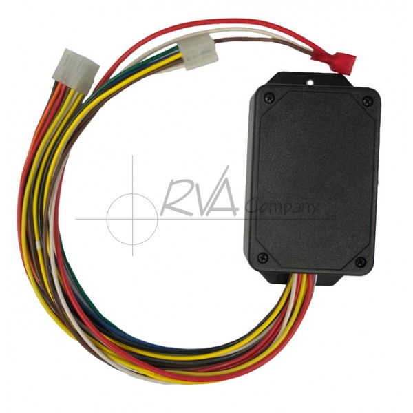 J0810-03-02 - Manual Control Box Assembly