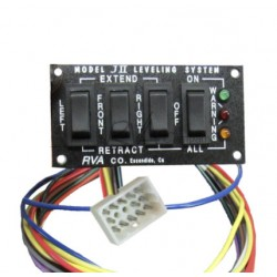 J0810-05-01 - Manual Panel, Remote Controller Assembly