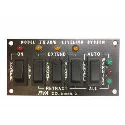 J0810-66-01 - Auto Panel, Remote Controller Assembly
