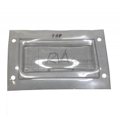 J0914-16-01 - Vinyl Clear Cover for Manual Button Panel