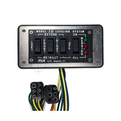 J0914-11-01 - External Manual Panel, Remote Controller Assembly