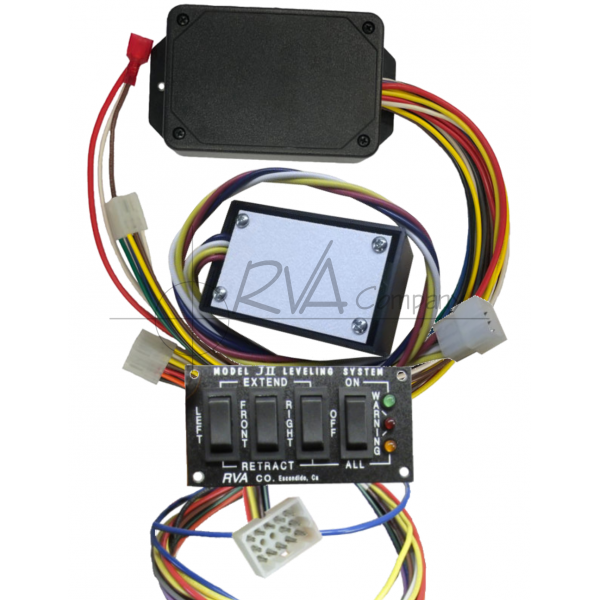 J0810-73-01 - Auto-Level Replacement to Manual System Kit