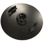 RVA-FT-02 - Swivel Foot Pad 35/45 Systems (front & rear jacks)