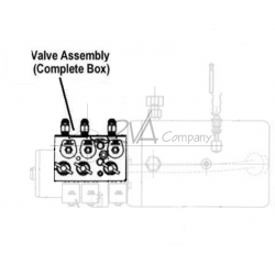 J0914-24-01 - RVA Hydraulic Valve Body Assembly