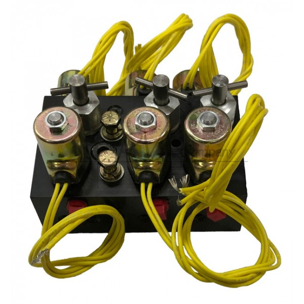 J0914-28-01 - RVA Hydraulic Valve Body Assembly 45K, (Does not include pressure switch)
