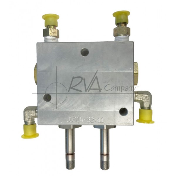 J0914-34-01 - RVA Hydraulic Slide Out Valve Body
