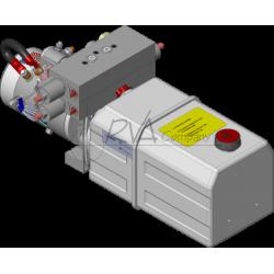 RVA-PA-01 - New Design RVA Hydraulic Pump Assembly (W/Solenoids)