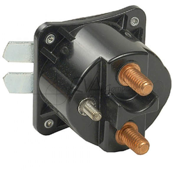 RVA-MR-03 - RVA Pump Motor Vert Relay 3 Post (Includes mounting clamp)